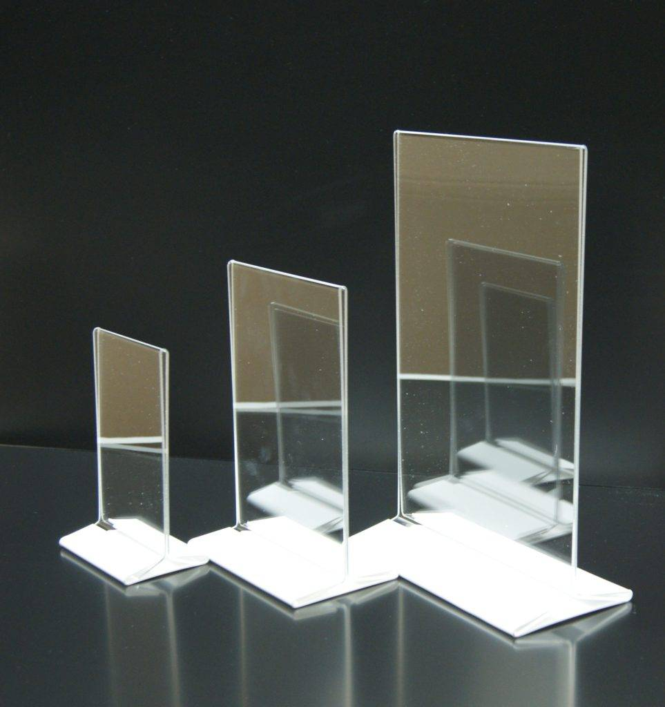 Plexihouder display
