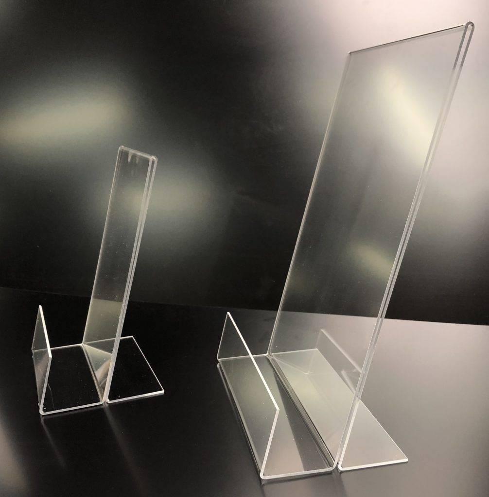 Folderhouder plexiglas